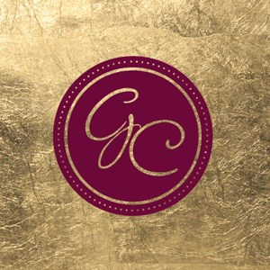 Gourmet Celebrations Catering menu, designed and created by Ulrich MaHarry design and branding